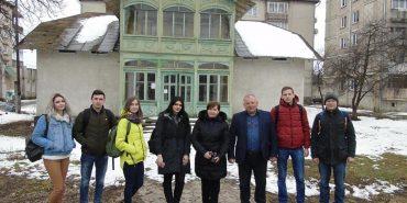На Прикарпатті збудують музей терору. ФОТО