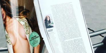 Письменниця з Прикарпаття потрапила на сторінки Playboy
