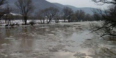 Прикарпатців попереджають про весняні повені
