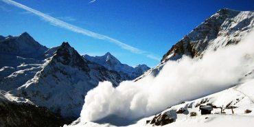 У Карпатах висока ймовірність сходження лавин