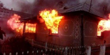 На Прикарпатті згорів 47-річний чоловік