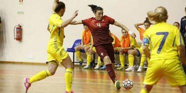 Футзалістки з Прикарпаття здобули срібло на Чемпіонаті України