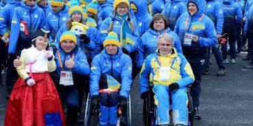 За день до закриття Україна посідає 5 місце на зимових Паралімпійських іграх