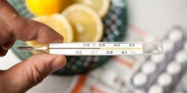 Понад 8 тисяч прикарпатців захворіло на грип та ГРВІ минулого тижня