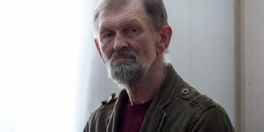 Василь Андрушко: скульптор, маляр і поет. ВІДЕОІНТЕРВ'Ю
