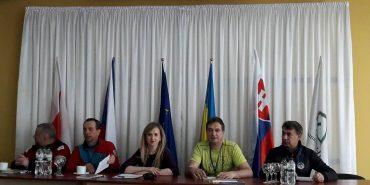 Франківські гірські рятувальники разом з колегами з-за кордону взяли участь у конференції з питань безпеки