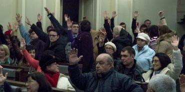 На громадських слуханнях щодо найменування ДМШ №1 доцільність перемогла справедливість