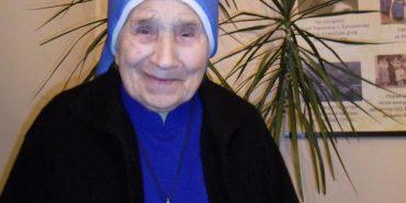 На Франківщині живе 93-річна станична УПА, яка пройшла радянські тюрми і потай стала черницею