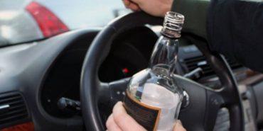 На Прикарпатті вчора поліція зупинила 15 нетверезих водіїв