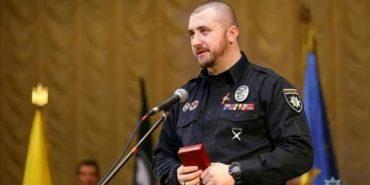 Відзнаку Президента України отримав заступник начальника Управління патрульної поліції в Івано-Франківській області