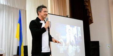 Замість смартфонів – спорт. Популярний телеведучий Педан презентував на Прикарпатті новий проект