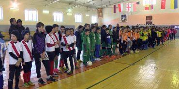 На Прикарпатті відбувся турнір з міні-футболу. ВІДЕО