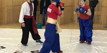 Обласний чемпіонат з рукопашу гопак відбувся на Прикарпатті. ФОТО