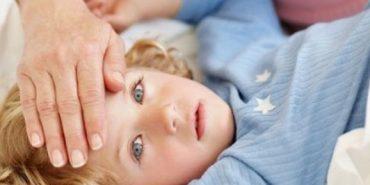 МОЗ радить, як не треба лікувати грип у дітей
