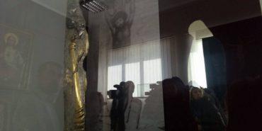 На Франківщині знайшли частину втраченої Чудотворної ікони із Зарваниці. ФОТО