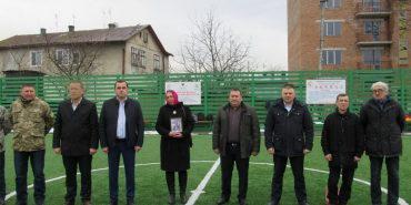 На Прикарпатті вшанували пам'ять атовця турніром з міні-футболу
