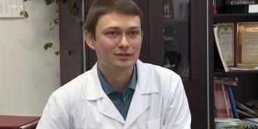 Знайомство з коломийськими лікарями: Роман Кархут. ВІДЕО
