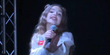 Співачка з Коломиї стала лауреаткою Всеукраїнського конкурсу. ВІДЕО