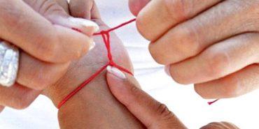 Чи можна носити червону нитку – розповідає священик