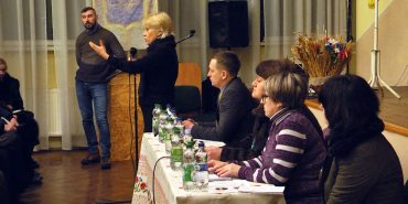 У Коломиї відбувся захід з питань ОСББ. ВІДЕО