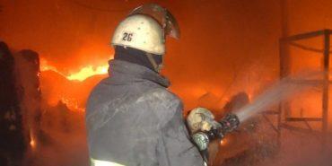 У Спасі на Коломийщині гасили пожежу житлового будинку