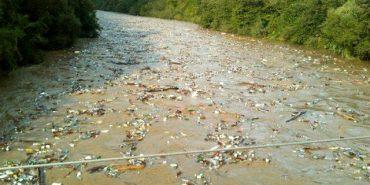 Студент з України винайшов робота, який чистить річки від сміття