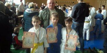 Коломийські дзюдоїсти завоювали три медалі на міжобласному турнірі. ВІДЕО