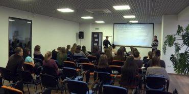 У Коломиї стартувала школа соціального волонтера. ВІДЕО
