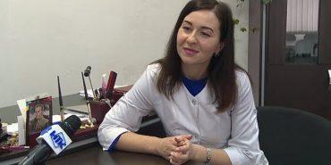 Знайомство з коломийськими лікарями: Наталія Волошенюк. ВІДЕО