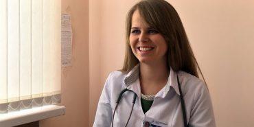 Знайомство з коломийськими лікарями: Олена Кіращук. ВІДЕО