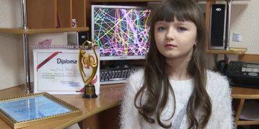 Діана Дяків з Коломиї здобула гран-прі на Всеукраїнському конкурсі мистецтв. ВІДЕО