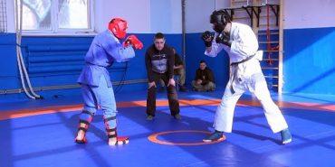 У Коломиї провели змагання з рукопашного бою серед військових