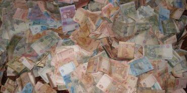 Нацбанк утилізував старих банкнот майже на 50 млрд грн. ІНФОГРАФІКА