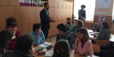 На Прикарпатті вчителі початкових класів підвищують кваліфікацію. ФОТО
