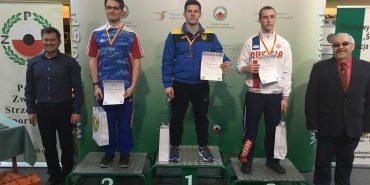 Спортсмен з Прикарпаття здобув золото на міжнародному турнірі зі стрільби