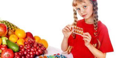 6 важливих речей, які варто знати про вітаміни дітям