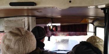 На Франківщині оштрафували водія, який вигнав школяра з маршрутки. ВІДЕО