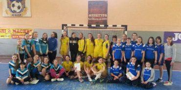 У Коломиї відбулися обласні дитячо-юнацькі спортивні ігри з гандболу. ФОТО