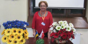 Жительку Прикарпаття відзначили державною нагородою України