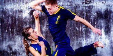 Хортинг - унікальне бойове мистецтво України