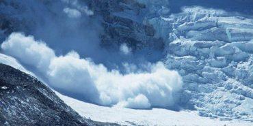 У Франції в горах зійшла лавина: загинула одна людина, четверо постраждали