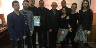 Прикарпатський студент посів призове місце на Всеукраїнськії олімпіаді зі стоматології