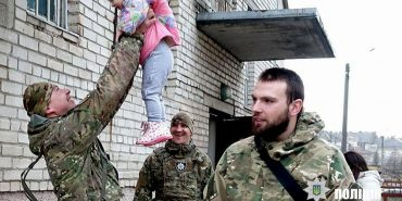 Прикарпатські правоохоронці повернулися із Сходу. ФОТО