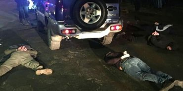 Чоловіків, які стріляли в нічному клубі в Івано-Франківську, взяли під варту