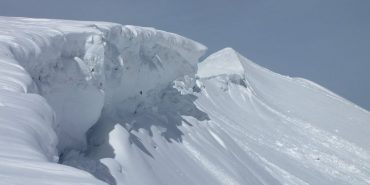 Прикарпатський рятувальник оприлюднив у мережі фото засніжених гір