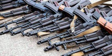 Мешканці Прикарпаття добровільно здали до поліції близько двох сотень одиниць зброї