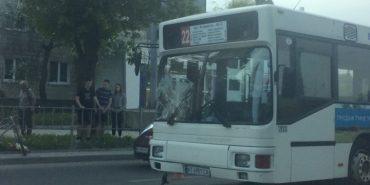 У Франківську водій маршрутки збив велосипедистку на переході
