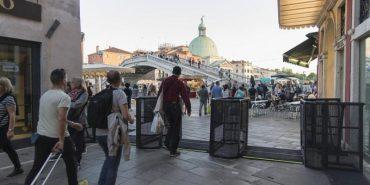 У Венеції контролюватимуть кількість туристів