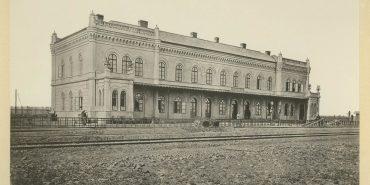 У мережі показали унікальні світлини залізниці на Західній Україні 150 років тому