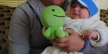 Чотиримісячному Андрійкові з Прикарпаття потрібні гроші на операцію. РЕКВІЗИТИ